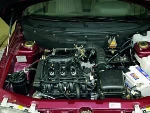 ВАЗ 2110 с двигателем Приоры