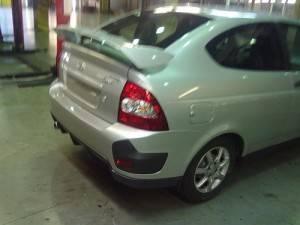 Яркие светодиодные огоньки авто