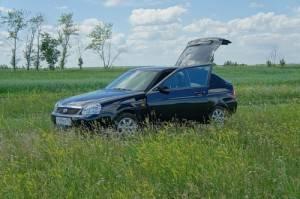 Просторный багажник авто