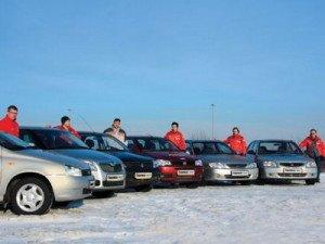 Выбирай подходящую комплектацию авто
