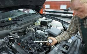 Тестирование двигателя