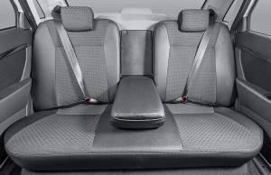 Комфортное заднее сиденье