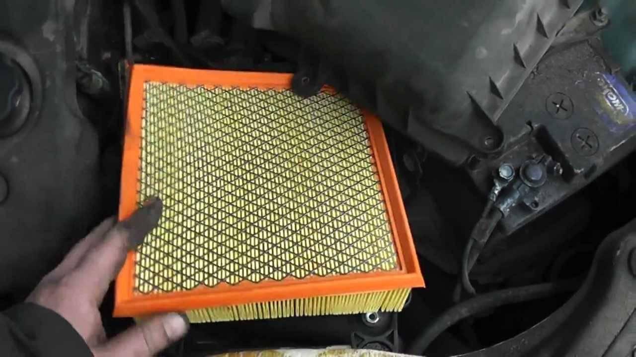 priora vozdushnyj filtr - Установка воздушного фильтра приора