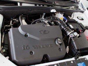 Мотор Приора