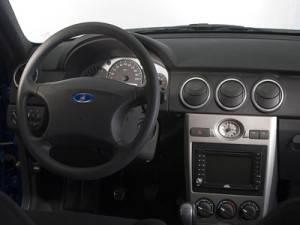 Место для водителя